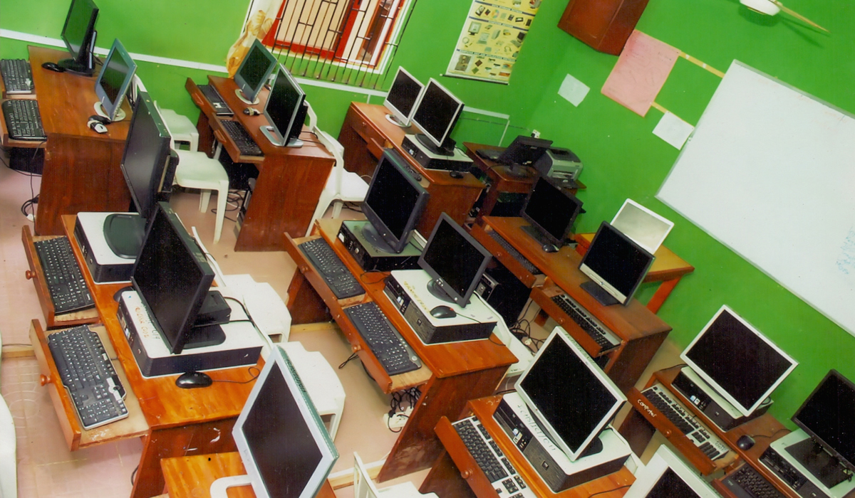 E-learning Facilities